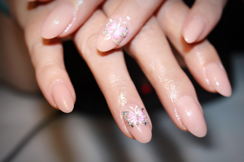 Gel Nails Boudoir Nail Bar