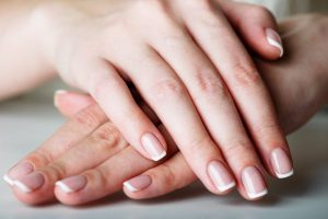best french manicure san diego